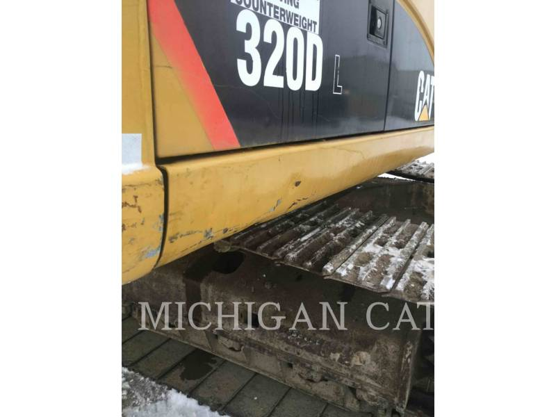 CATERPILLAR EXCAVADORAS DE CADENAS 320DL equipment  photo 15