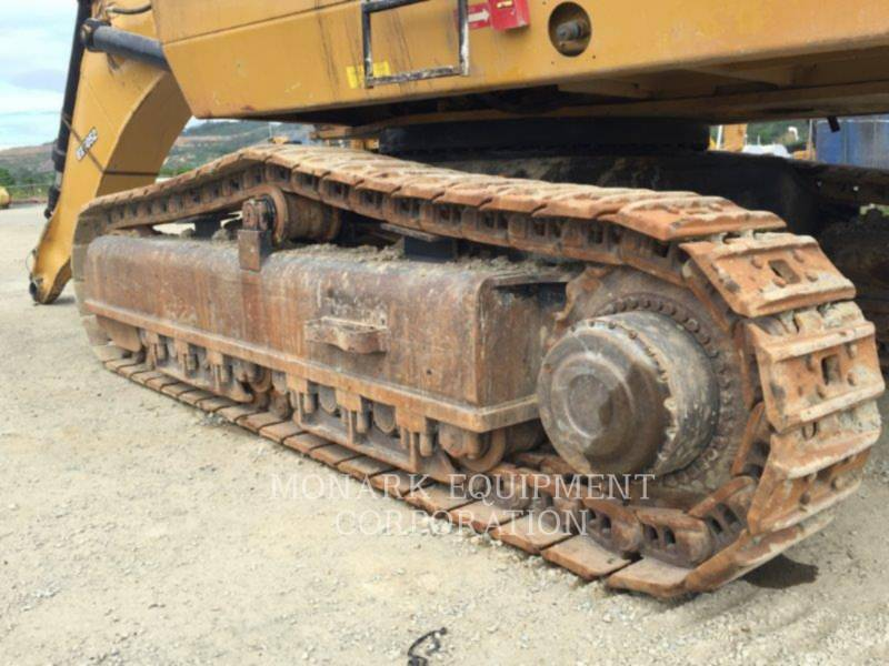 CATERPILLAR EXCAVADORAS DE CADENAS 6015 equipment  photo 4