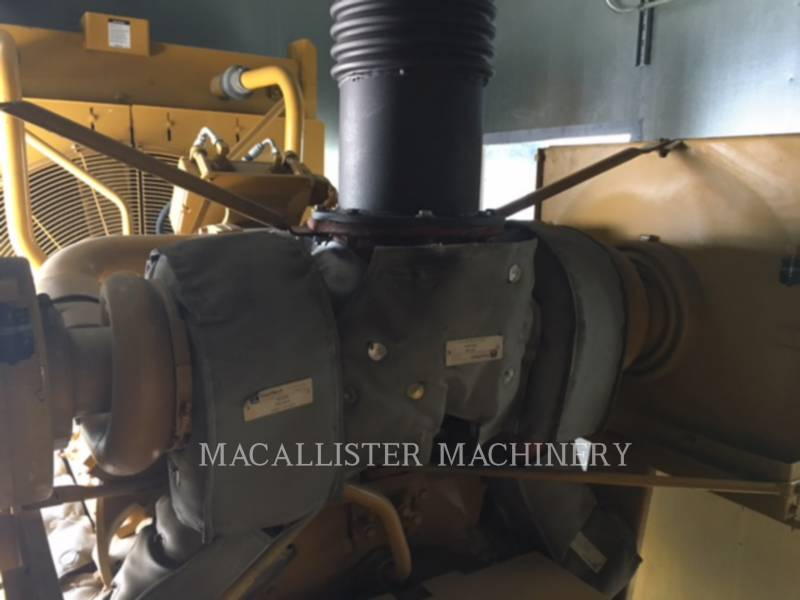 CATERPILLAR STATIONARY GENERATOR SETS 3412 equipment  photo 15