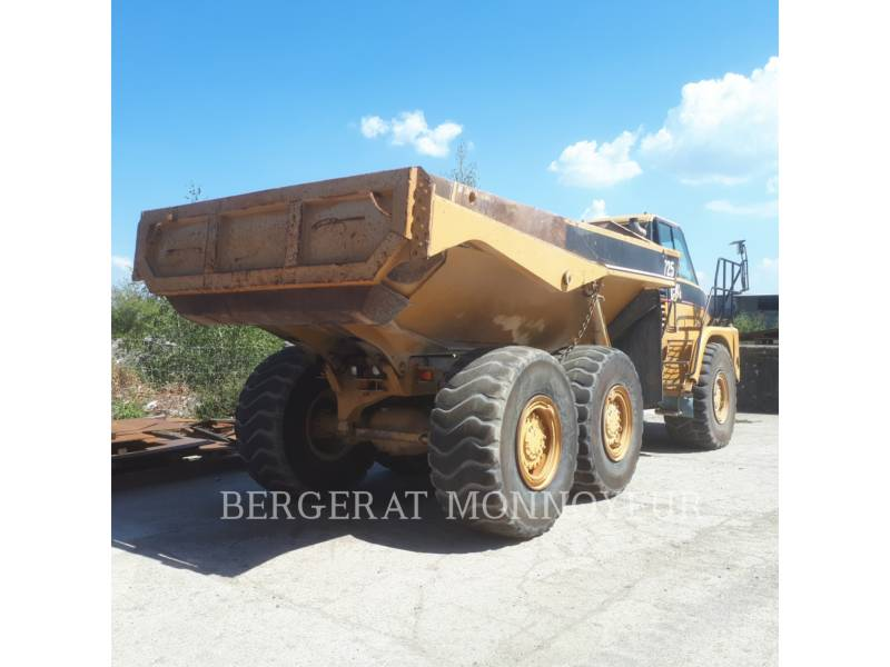 CATERPILLAR ARTICULATED TRUCKS 725 equipment  photo 3
