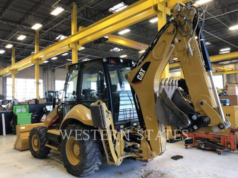 CATERPILLAR CHARGEUSES-PELLETEUSES 420F equipment  photo 3