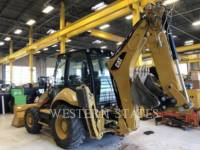 CATERPILLAR BAGGERLADER 420F equipment  photo 3