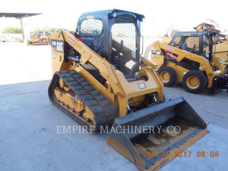 CATERPILLAR スキッド・ステア・ローダ 279D XPS equipment  photo 1