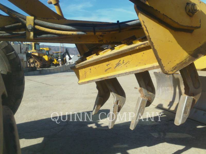 CATERPILLAR MOTORGRADER 120HNA equipment  photo 9
