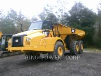 CATERPILLAR ARTICULATED TRUCKS 745CTG equipment  photo 1