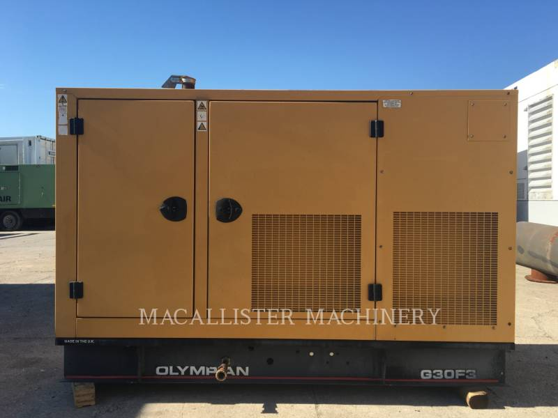 OLYMPIAN STATIONARY GENERATOR SETS G30F3 equipment  photo 15