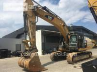 CATERPILLAR KETTEN-HYDRAULIKBAGGER 336ELN equipment  photo 2