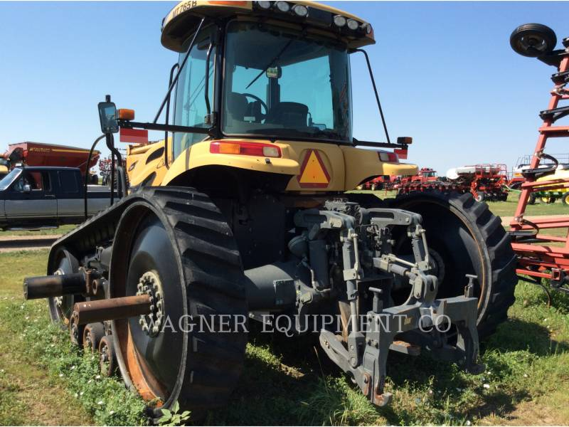 AGCO LANDWIRTSCHAFTSTRAKTOREN MT765B equipment  photo 4