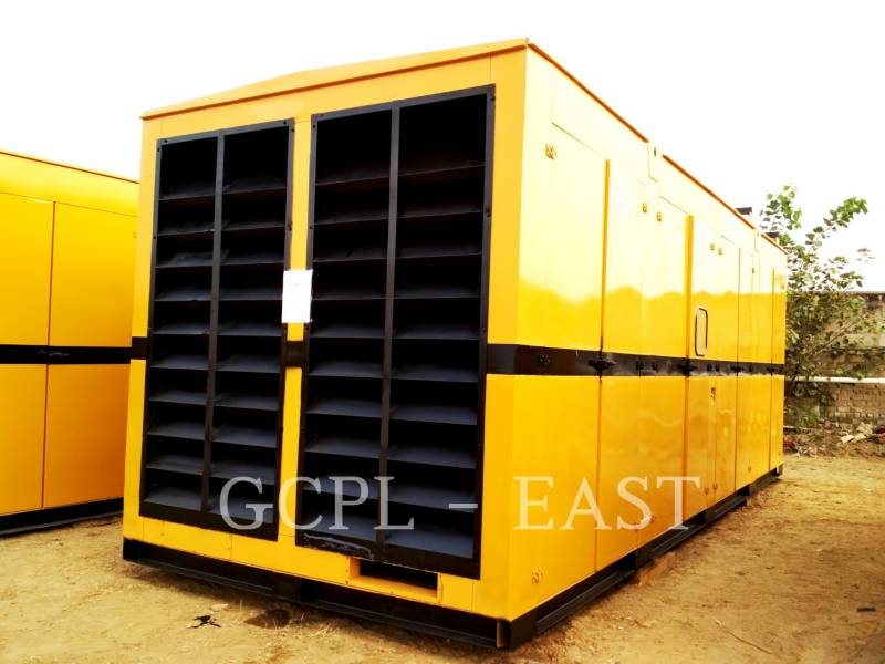 CATERPILLAR STATIONÄR – DIESEL (OBS) 1010 KVA equipment  photo 6