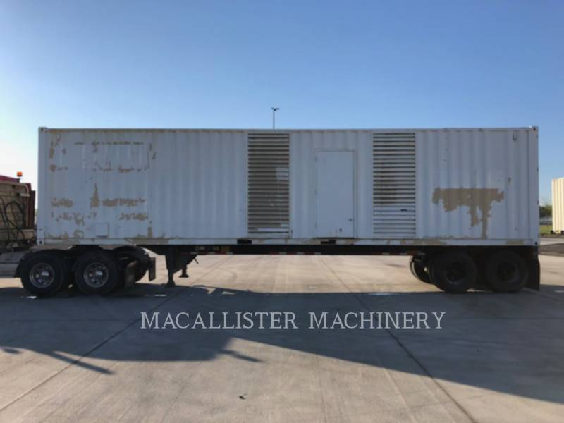 CATERPILLAR PORTABLE GENERATOR SETS C27 equipment  photo 21