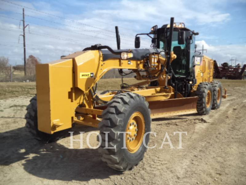 CATERPILLAR MOTORGRADER 140M2 GOV equipment  photo 2