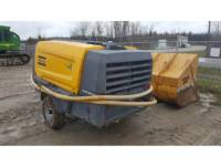Equipment photo ATLAS-COPCO XAVS 400 CD7 AIR COMPRESSOR 1