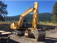 Equipment photo JOHN DEERE 160C TRACK EXCAVATORS 1
