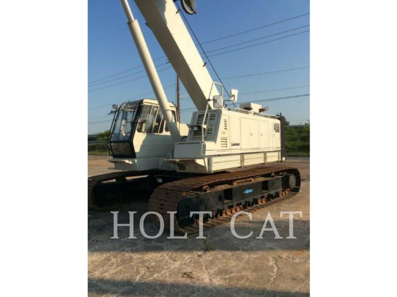 LINK-BELT CONST. CRANES TCC450 equipment  photo 3