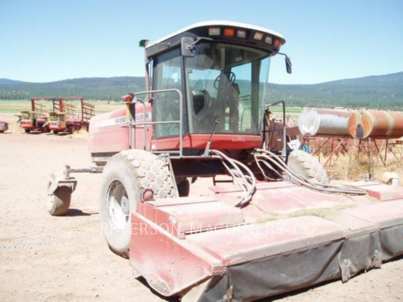 AGCO-MASSEY FERGUSON AG HAY EQUIPMENT 9635 equipment  photo 7