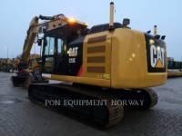 Equipment photo CATERPILLAR 323EL PELLES SUR CHAINES 1