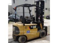 MITSUBISHI CATERPILLAR FORKLIFT EMPILHADEIRAS EP25KPAC equipment  photo 4