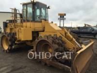 Equipment photo CATERPILLAR 815F WHEEL DOZERS 1