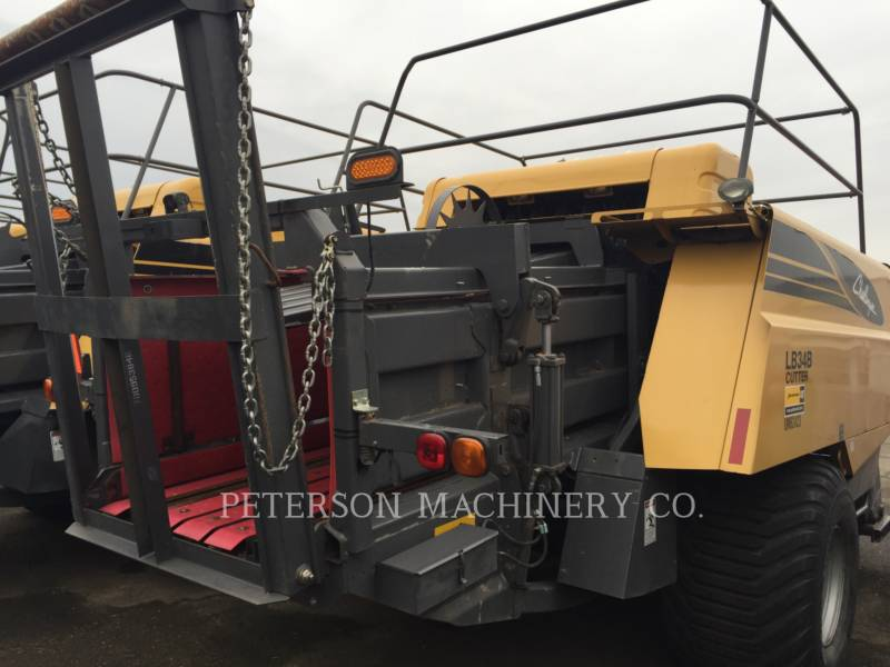 AGCO MATERIELS AGRICOLES POUR LE FOIN LB34B equipment  photo 14