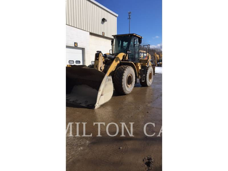 CATERPILLAR WHEEL LOADERS/INTEGRATED TOOLCARRIERS 950M 3V equipment  photo 1