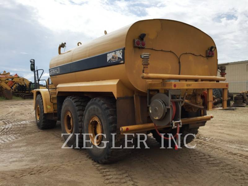 CATERPILLAR ARTICULATED TRUCKS 740WT equipment  photo 2