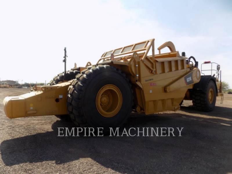 CATERPILLAR MOTOESCREPAS 631K equipment  photo 2