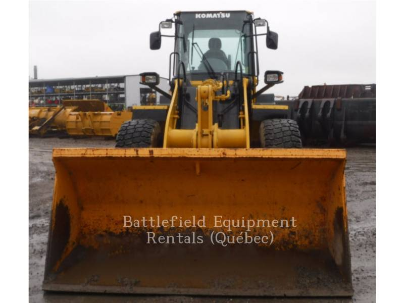 KOMATSU CARGADORES DE RUEDAS WA250 equipment  photo 8