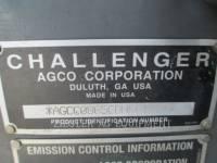 AGCO-CHALLENGER AG TRACTORS MT865C equipment  photo 7