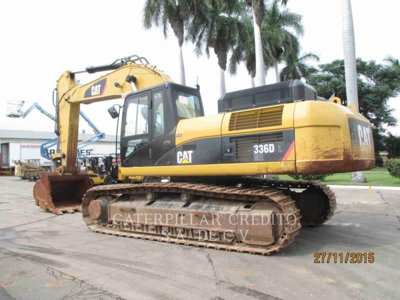 CATERPILLAR EXCAVADORAS DE CADENAS 336DL equipment  photo 20