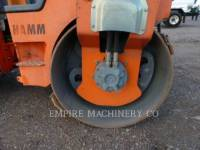 HAMM USA VIBRATORY DOUBLE DRUM ASPHALT HD12 equipment  photo 5