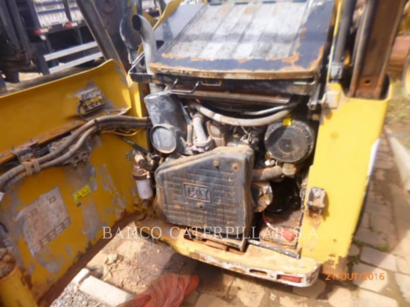 CATERPILLAR ŁADOWARKI ZE STEROWANIEM BURTOWYM 242B3 equipment  photo 5
