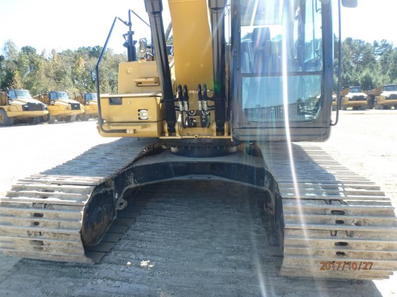 CATERPILLAR TRACK EXCAVATORS 323FL equipment  photo 3