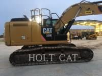 CATERPILLAR 履带式挖掘机 329EL equipment  photo 2