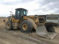 CATERPILLAR WHEEL LOADERS/INTEGRATED TOOLCARRIERS 972GII equipment  photo 1
