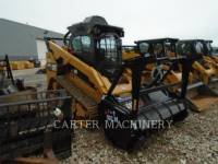 CATERPILLAR SKID STEER LOADERS 299D2 XHPW equipment  photo 1
