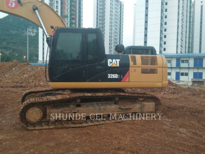 CATERPILLAR TRACK EXCAVATORS 326D2L equipment  photo 2