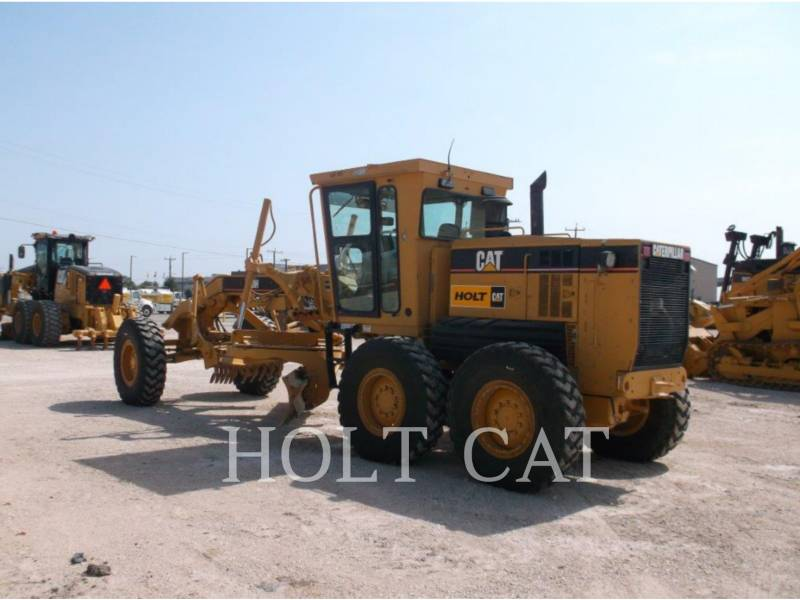 CATERPILLAR MOTOR GRADERS 120HNA equipment  photo 3
