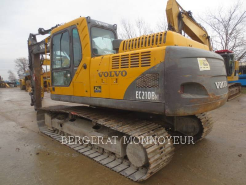 VOLVO CONSTRUCTION EQUIPMENT トラック油圧ショベル EC210BLC equipment  photo 5