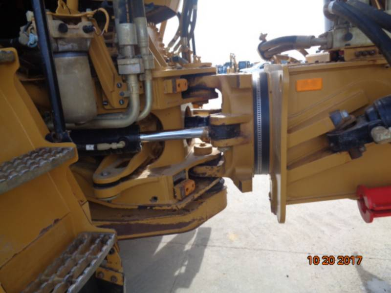 Caterpillar CAMIOANE ARTICULATE 745C equipment  photo 15