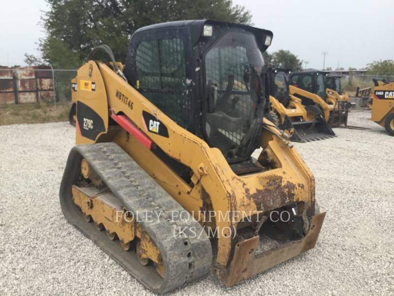 CATERPILLAR SKID STEER LOADERS 279CSTD1C equipment  photo 1