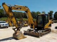 CATERPILLAR TRACK EXCAVATORS 307C equipment  photo 1