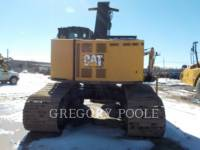 CATERPILLAR FORESTRY - FELLER BUNCHERS - TRACK 521B equipment  photo 10