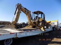 CATERPILLAR BAGGERLADER 420F2 4EOP equipment  photo 2