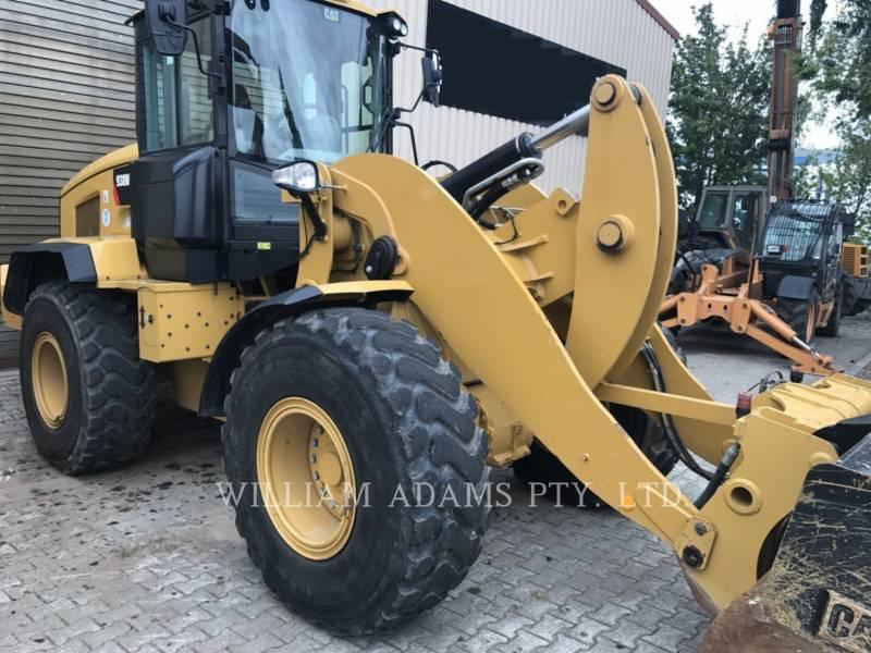 CATERPILLAR ŁADOWARKI KOŁOWE/ZINTEGROWANE NOŚNIKI NARZĘDZI 938 equipment  photo 2
