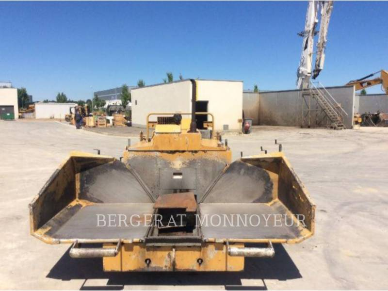 CATERPILLAR PAVIMENTADORA DE ASFALTO BB621 equipment  photo 6