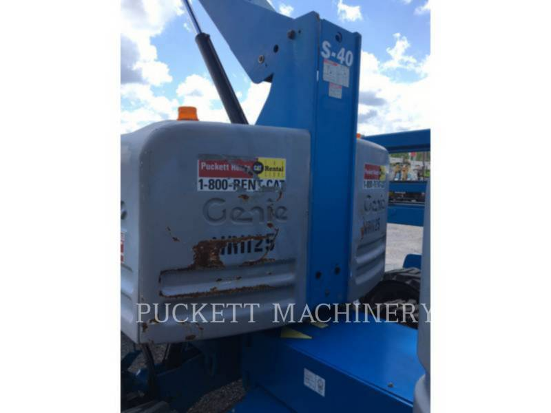 GENIE INDUSTRIES WT – AUSLEGER S40 equipment  photo 2