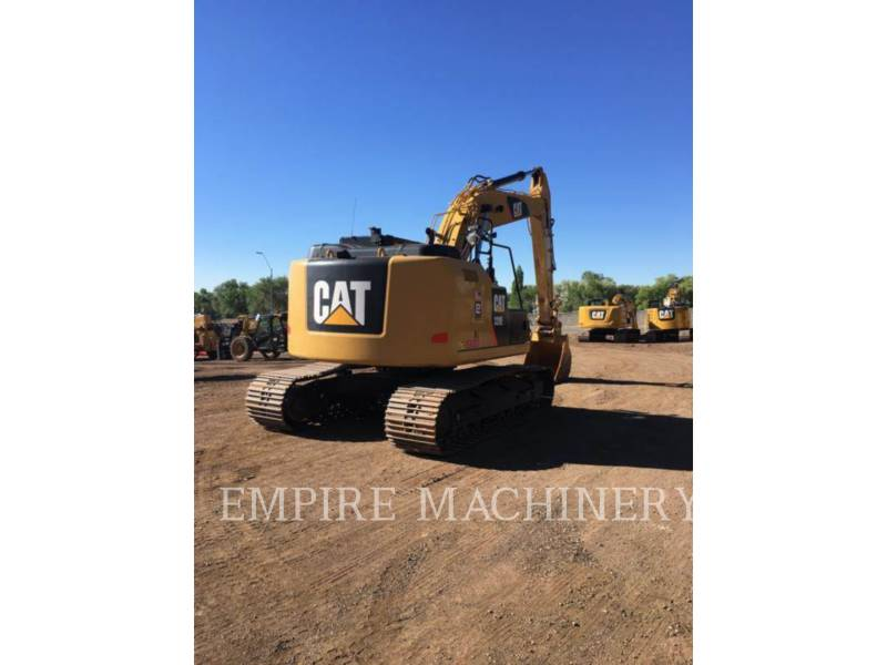 CATERPILLAR PELLES SUR CHAINES 320ELRR equipment  photo 1