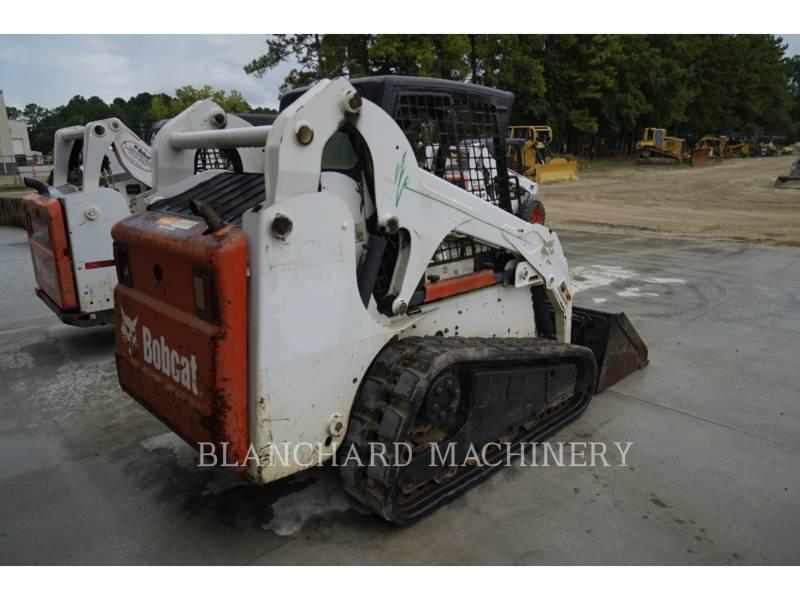 BOBCAT 多様地形対応ローダ T190 equipment  photo 3