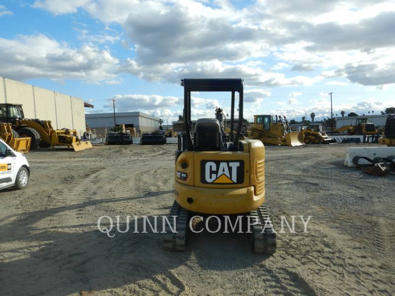 CATERPILLAR TRACK EXCAVATORS 303E CR equipment  photo 7
