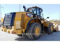 CATERPILLAR PÁ-CARREGADEIRAS DE RODAS/ PORTA-FERRAMENTAS INTEGRADO 980 K equipment  photo 6